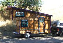 DIY Caravan.