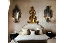 Home~Bedrooms&Nooks♡ / by Kristy Alison