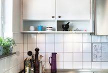 Kitchen Inspiration / Remaking the kitchen
