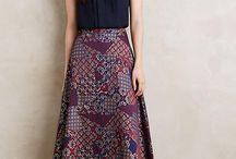 sukně, šaty, halenky,