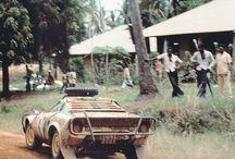 MODELLING - Safari Rally