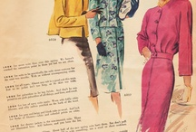 Vintage Fashion 40's / Fabulous vintage fashions from the 1940's