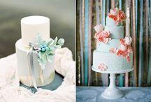 Bolo de Noivado / Inspirações de bolos de noivado!