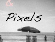 Letters & Pixels / A collaboration with Jon Wilkening www.jonwilkening.com