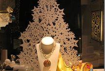 Display / Christmas Jewellery display