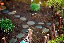 mini zahradky