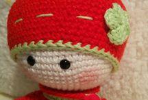 Mes poupées au  crochet / Poupée crochet
