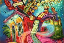 New Orleans Art / by LaShana Broussard-Morris