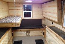 Fishing shacks /blinds /campers