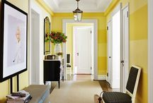 Making an entrance. Wonderful entrance halls, foyers & doors