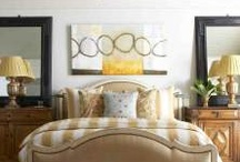 Master suites / by Restored: by Evalynn James Designs