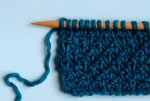 Points de tricot