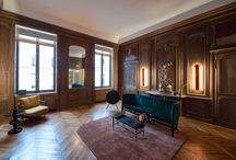 &tradition / Coco Chanel Apartment in Paris / &tradition's signature room in the Private Coco Chanel Apartment in Paris.