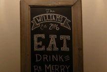 Chalkboards / by Judy Brislin