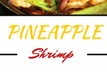 Under The Sea / Seafood dishes; lobster, crab, shrimp, fish
