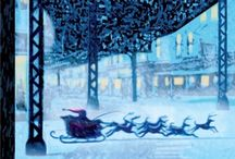 New Yorker Christmas covers