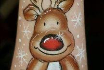 Schmink kerst