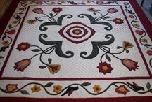Quilts - Applique (Traditional)