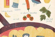 Illustration / Food