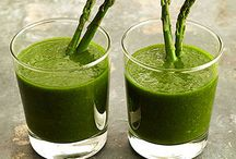 bebidas sanas de fruta y verdura