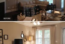 Home - Living Room / by Casey Norris