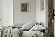 Interiors - Bedroom / by Fiona Rogers