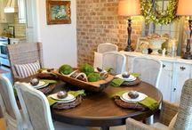 Camere de servit cina