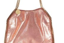 Bag / Stella baby pink copper
