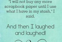 Quotes - About Scrapbooking