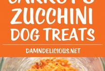 Doggie Treats Made Healthy