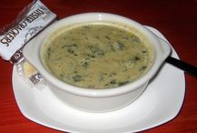"""Soups / Lista's Grill offers the most delicious, homemade soups you'll find anywhere. Our menu features Signature Soups which are available every day, as well as our """"Soup of the Moment""""— specialty creations of Chef Ruben Evangelista which are constantly changing."""