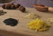Quinoa & Oats Jam Cookies