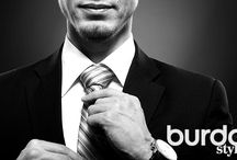 Мужской галстук шить