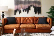 Tapestry, rugs etc