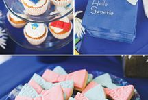 Future Time lord / Coco ' s baby shower