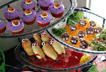 Halloween Treats / Party treats for the ghouls and everything in between.