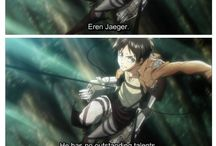 Anime Funnies: Attack On Titan / Attack on Titan funny moments or fan posts