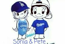 LA Dodgers / by Sonia L