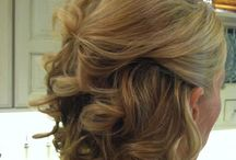 Hair - updo's