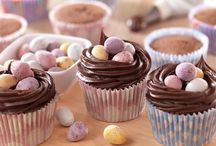 Cupcakes and Muffins / Cupcake Recipes and Decorated Cupcake Inspiration