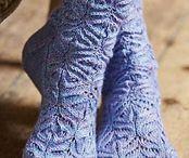 The Knitter Magazine, designs by Jane Burns