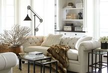 Decorating Ideas - Living Rm / by Carol Berggren
