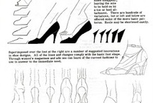 drawing the feet and hands