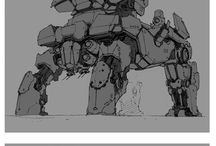 mech references
