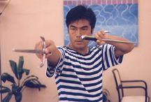 Martial Arts film stars