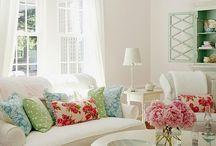 Vintage sitting room inspiration