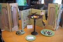 Cute jewelry displays