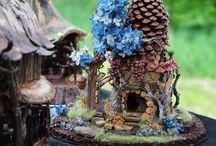 Fantastic Fairy Houses