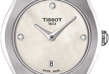 Tissot Watches / Tissot, with its signature 'Innovators by Tradition', has been pioneering craftsmanship and innovation since its foundation in 1853. Today Tissot is a member of the Swatch Group, the world's largest watch producer and distributor. The company has always had its home in the Swiss watchmaking town of Le Locle in the Jura Mountains but now also has a presence in 160 countries. http://www.jurawatches.co.uk/collections/tissot-watches