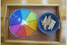 Preschool activity ideas